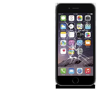 Замена стекла Айфон 6с