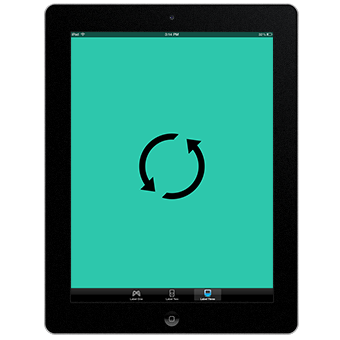 iPad 2 зависает