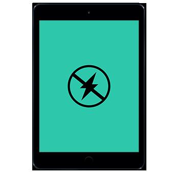 iPad Mini 3 не включается