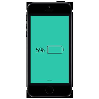Быстро разряжается Айфон после зарядки