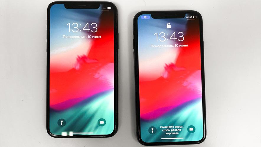 Примеры работ на выезде, замена стекла iPhone 11 Pro x фото после ремонта
